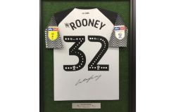 Rooney Derby County Shirt