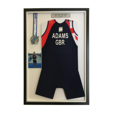 Framed Triathlon Suit