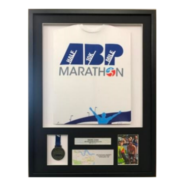 Marathon framing