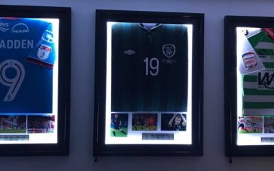 3 Easy ways to increase revenue for clubs through shirt framing