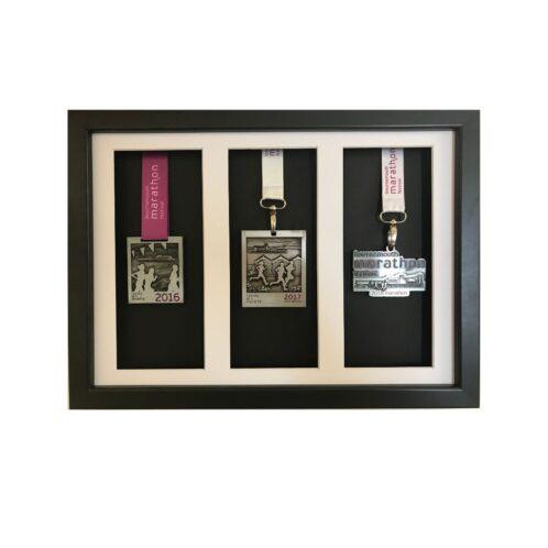3 medal hanger
