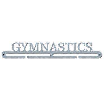 gymnastics medal hanger