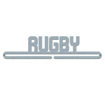 rugby medal hanger
