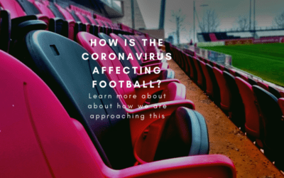 How is the coronavirus affecting football, and what are we doing about it?