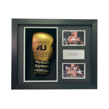 Boxing Glove Framing - Vertical
