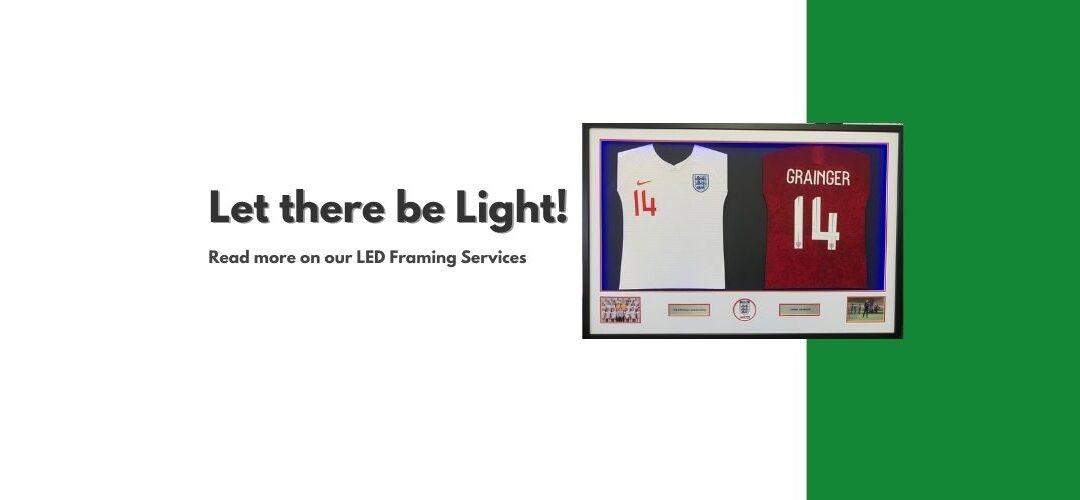 LED Lights Who's Bright Idea ?